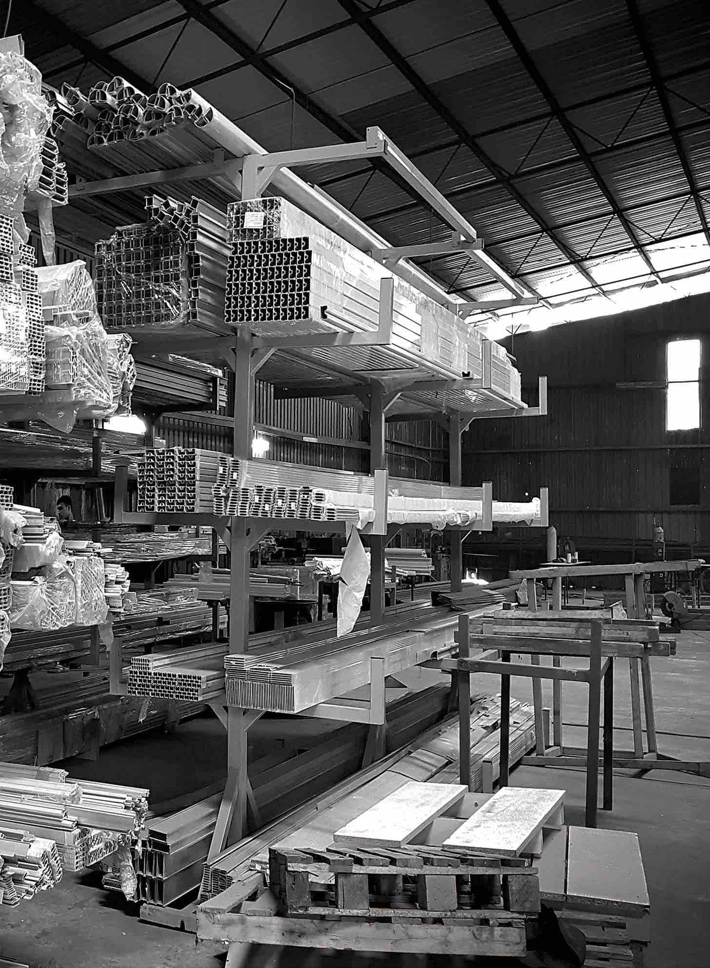 LenZon Office Furniture Manufacturing Warehouse