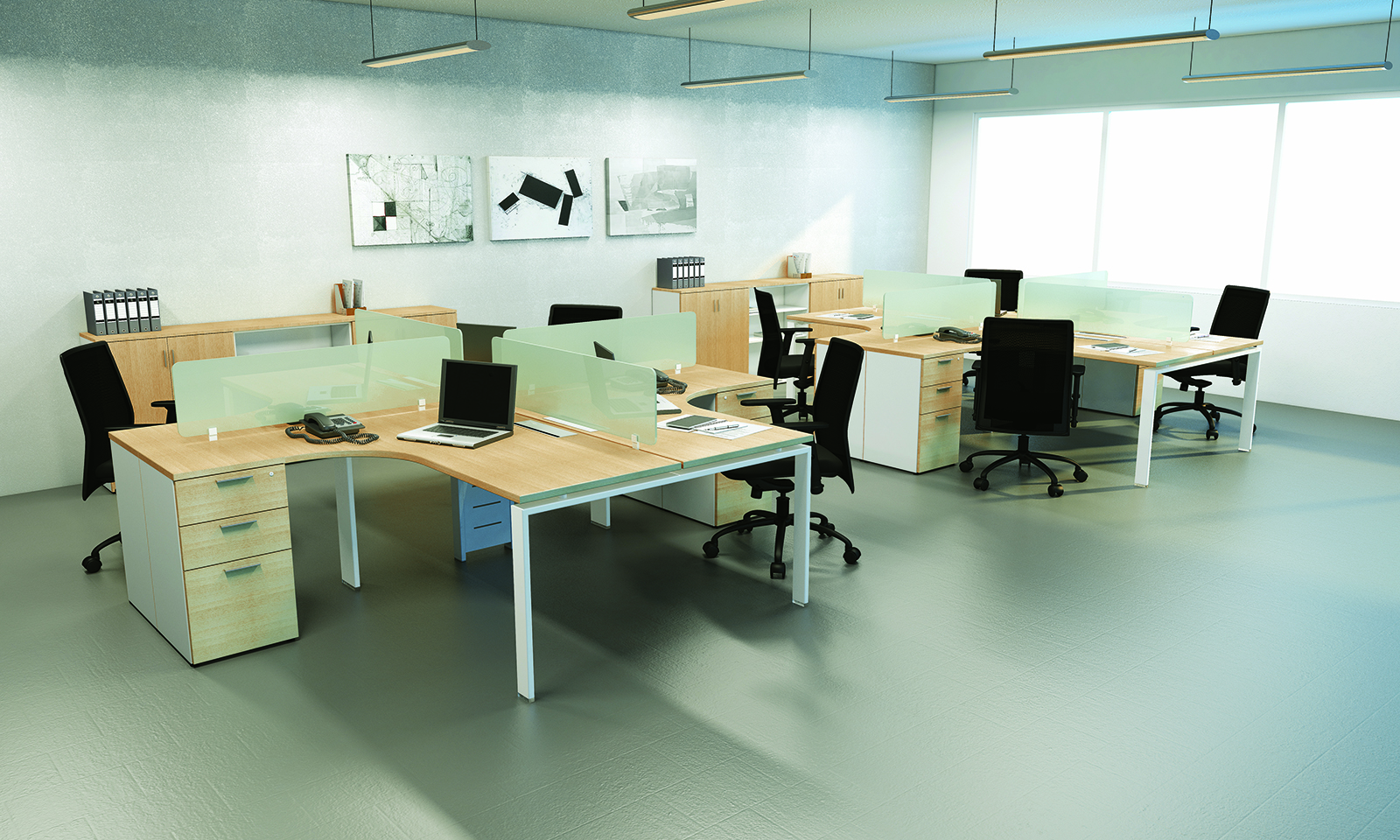 Sq Ls 01 Lenzon Malaysia Office Furniture Manufacturer