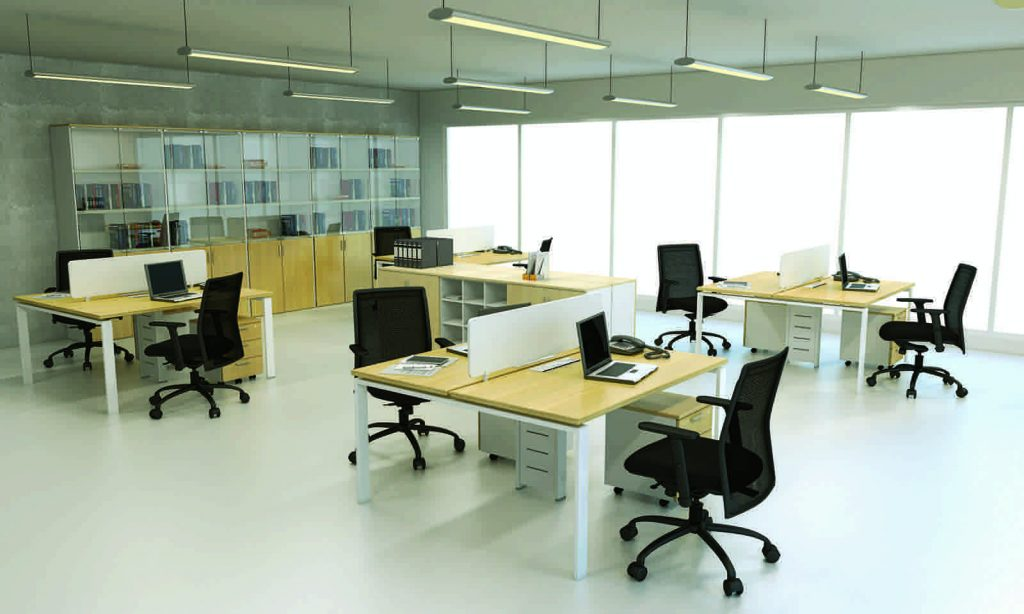 Office Partition System SQ LS 03