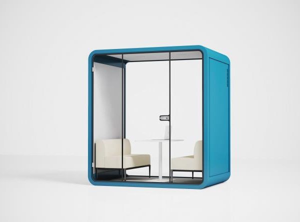 6 Person Booth